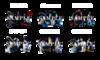 【幕末天狼傳】ブロマイド 刀剣男士(2部衣裳)6種セット