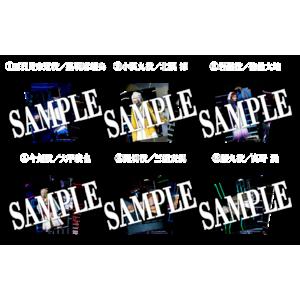 【つはものどもがゆめのあと】刀剣男士 舞台写真ブロマイド2部6種セット ※特典付