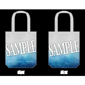 【静かの海のパライソ】リバーシブルトートバッグ