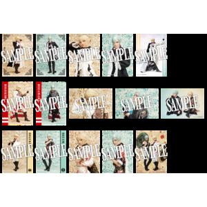 【髭切膝丸 双騎出陣 2020 ~SOGA~】ランダムブロマイド(ライブ ver.)全15種 5枚セット