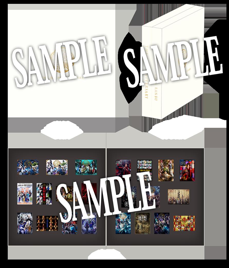 【受注生産限定】ミュージカル『刀剣乱舞』 五周年記念 ビジュアルバッジコレクション
